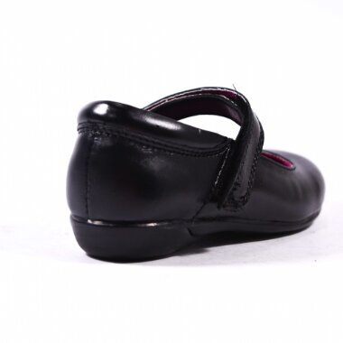 CW GENUINE LEATHER GIRLS SCHOOL SHOES back