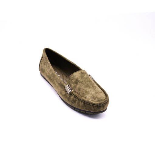 City safari LM335casual suede loafers 3