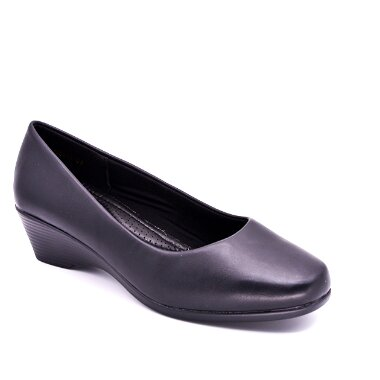 DALIA ROSE WEDGED HEELCT546 black
