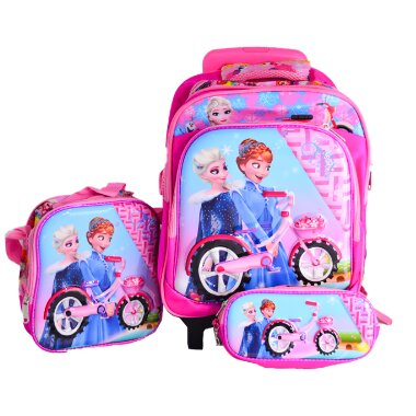 DISNEY GIRLS BAGPACK BACK TO SCHOOL SCH283