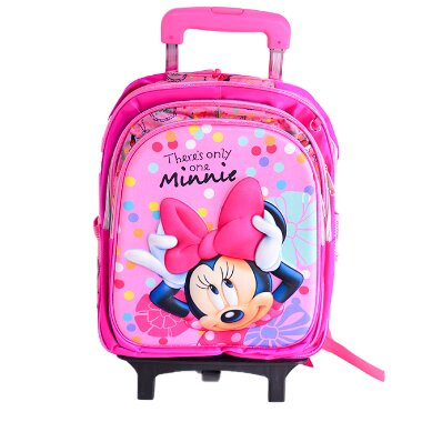 DISNEY MINNIE MOUSE SOFT SIDE 283 solo