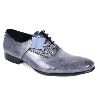 LEATHER SHOES WEEDING PROM OFFICE SHOES 1011