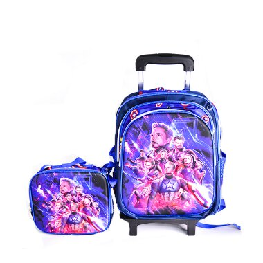 MARVEL AVENGERS BACKPACK COMBO SET 282