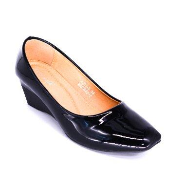 PLATFORM WOMEN BALLET CT571 black