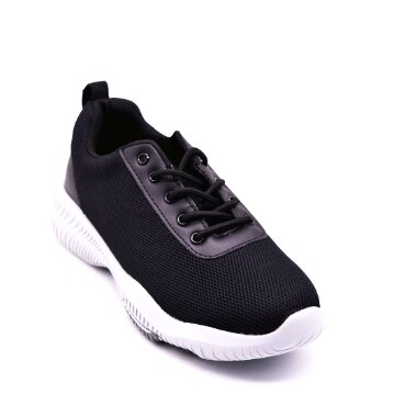 SKYWALK CASUAL SNEAKERS FOR GYM TRAVEL WORK SW033 black