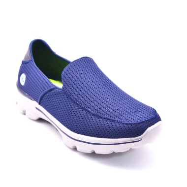 SKYWALK TRAINERS WALKING SHOES GS007 blue