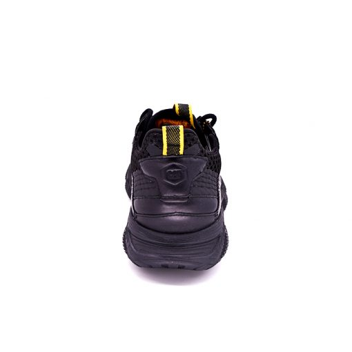 Caterpillar CM523 electroplate leather casual sneakers 3