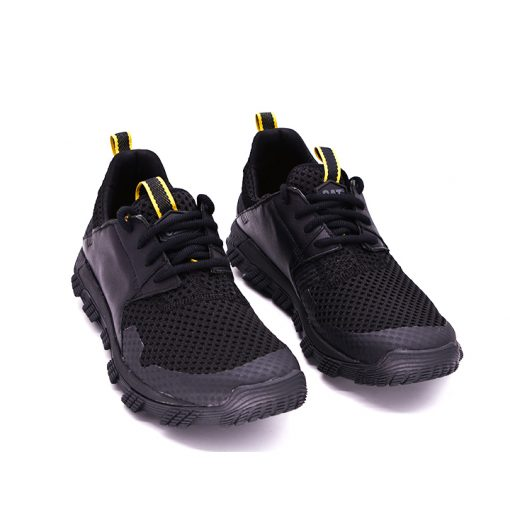 Caterpillar CM523 electroplate leather casual sneakers 4 1
