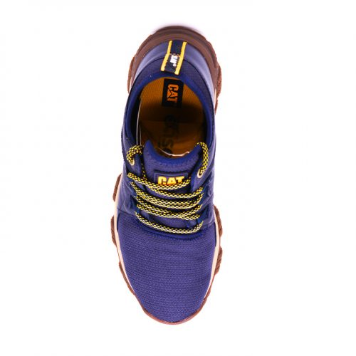 Caterpillar CM523 electroplate leather casual sneakers 5