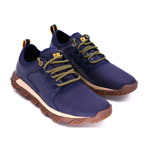 Caterpillar CM523 electroplate leather casual sneakers 6
