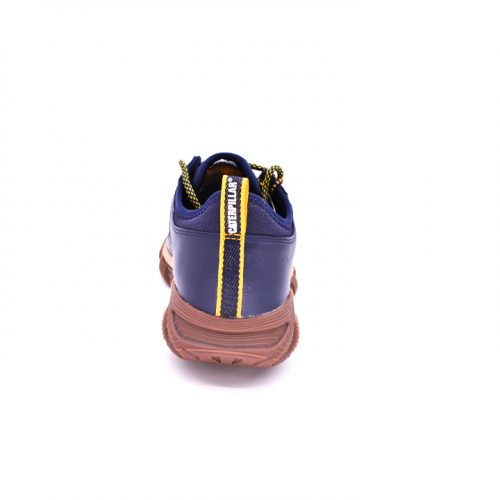 Caterpillar CM523 electroplate leather casual sneakers 7
