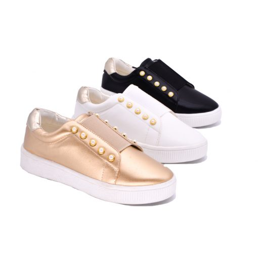 City doll KD1092 studded sports sneakers 2