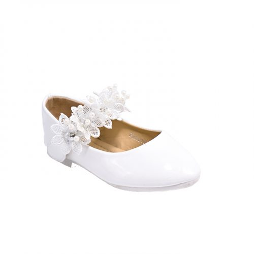 City doll KD1097 Mary janes with flower cross strap13