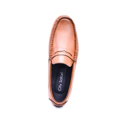 City safari LF0043 casual loafers driving shoes