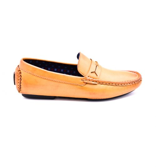 City safari LF0044 casual loafer driving shoes