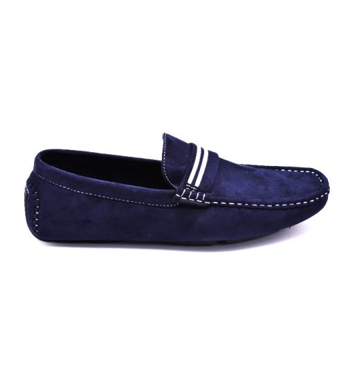 City safari LF0048 casual suede loafers driving shoes 3