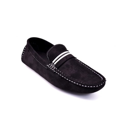 City safari LF0048 casual suede loafers driving shoes 5