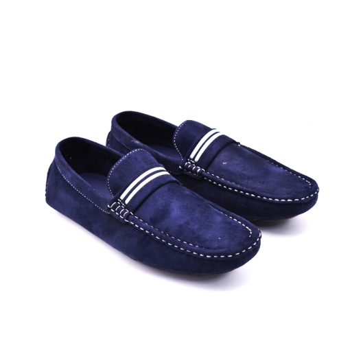 City safari LF0048 casual suede loafers driving shoes 6