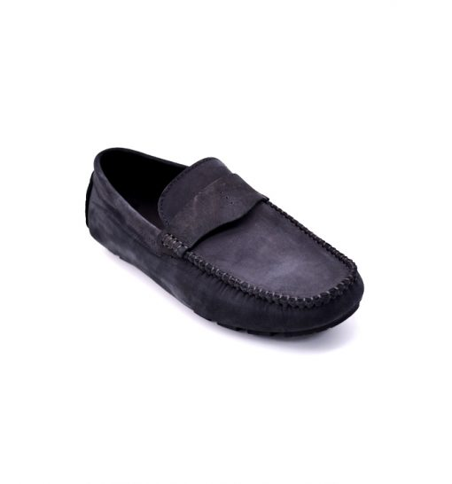 City safari LF0051 Casual suede loafers 2 2