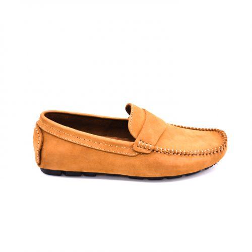 City safari LF0051 Casual suede loafers 3