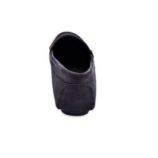 City safari LF0051 Casual suede loafers 5