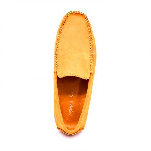City safari LF0051 Casual suede loafers