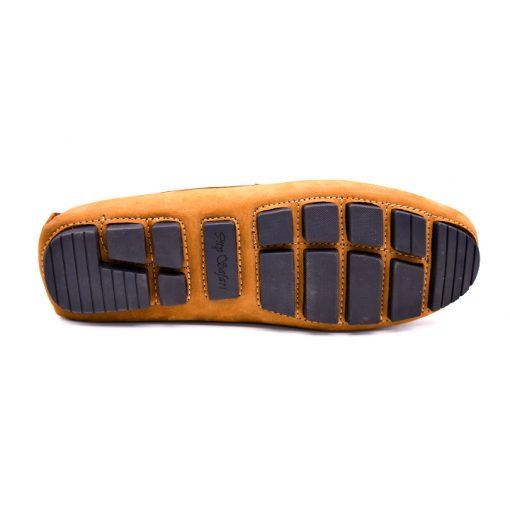 City safari LF0051 casual suede loafers 7