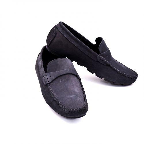 City safari LF0052 casual suede loafers 2 2