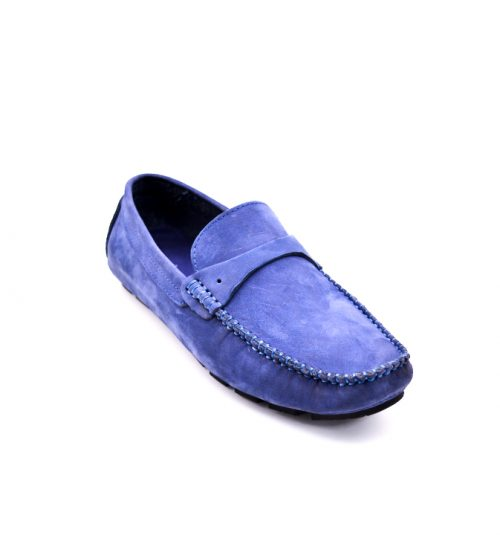 City safari LF0052 casual suede loafers 6 2