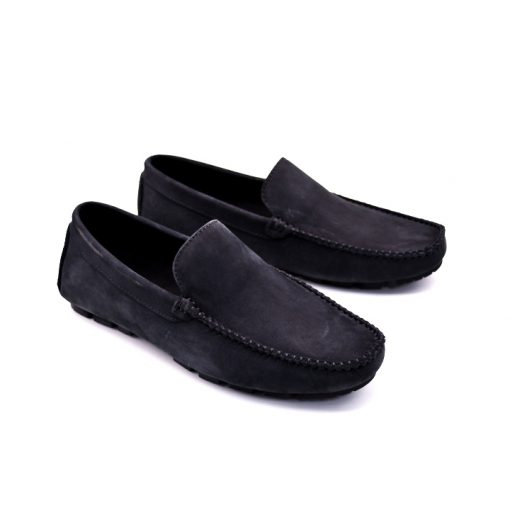 City safari LF0053 casual suede loafer 1