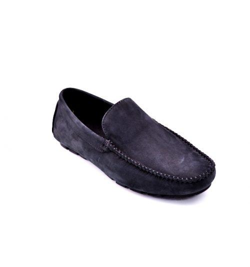 City safari LF0053 casual suede loafers 2 1