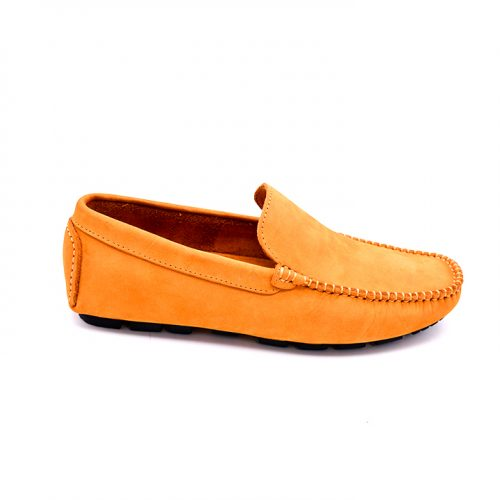 City safari LF0053 casual suede loafers