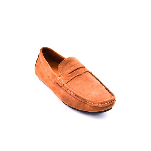 City safari LF0054 casual suede loafers 1 1