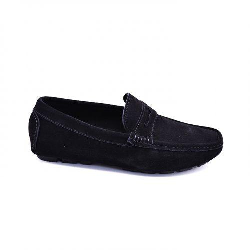 City safari LF0054 casual suede loafers 5 1
