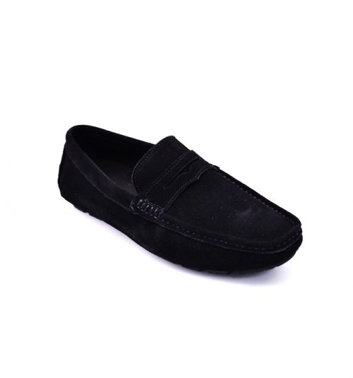 City safari LF0054 casual suede loafers 7