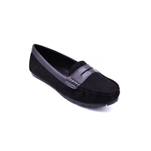 City safari LM341casual suede loafers 3