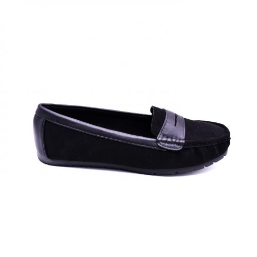 City safari LM341casual suede loafers