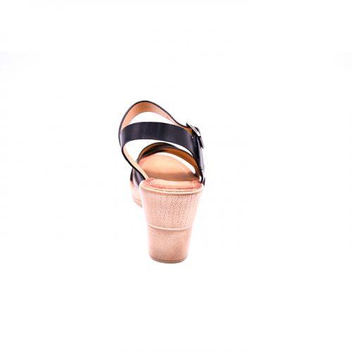 Citywalk CL997 ankle strap wedges 1