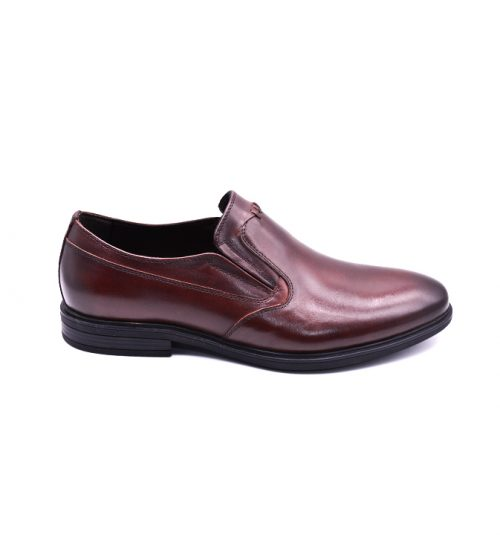 Citywalk LB1012 Official leather slip ons 6
