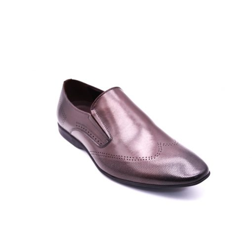 Citywalk LB1014 Official leather slip ons 3