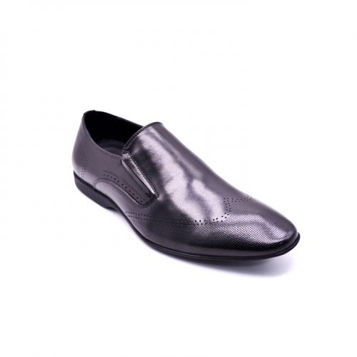 Citywalk LB1014 Official leather slip ons 5