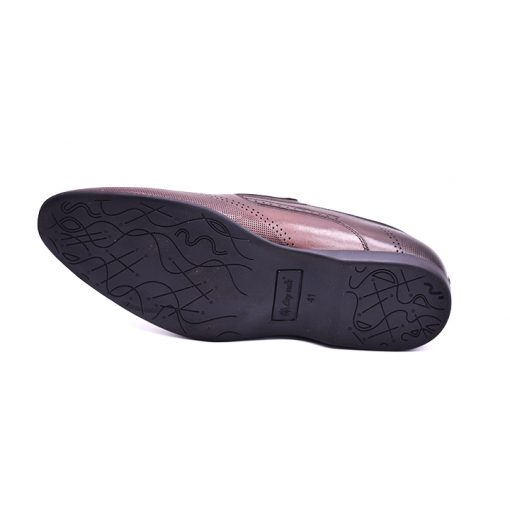 Citywalk LB1014 Official leather slip ons