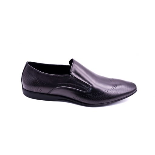 Citywalk LB1014 Official leather slip ons 6