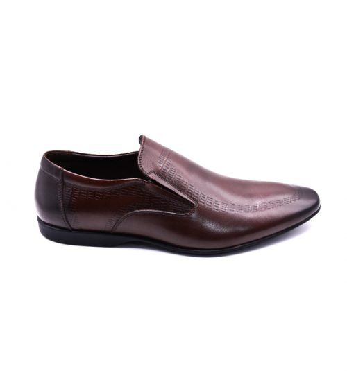 Citywalk LB1015 Official leather slip ons 5