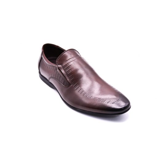 Citywalk LB1015 Official leather slip ons 6