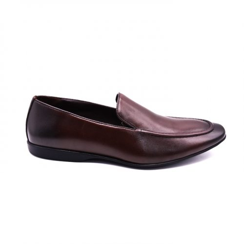 Citywalk LB1017 Official leather slip ons 2