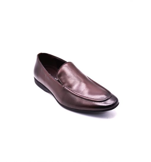 Citywalk LB1017 Official leather slip ons 3