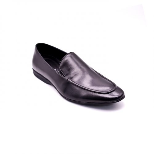 Citywalk LB1017 Official leather slip ons 4