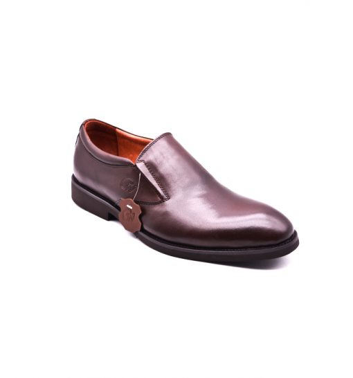Citywalk LB1020 Official leather slip ons 2