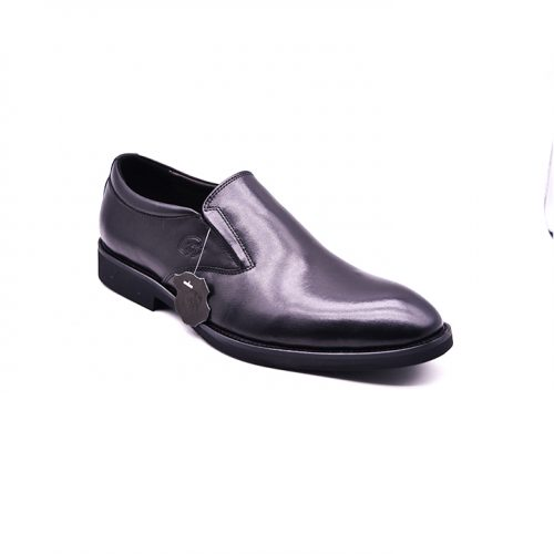 Citywalk LB1020 Official leather slip ons 3